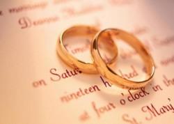 augurio di promessa di matrimonio