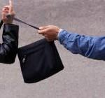 scippo borsetta