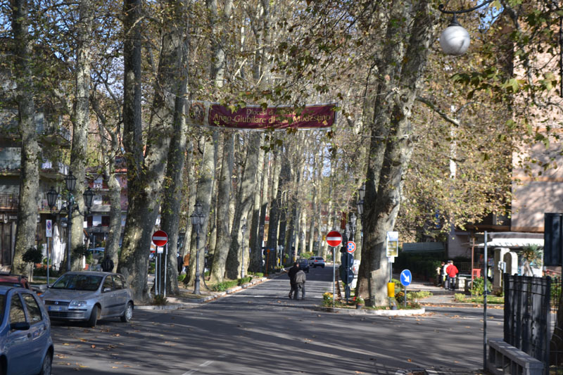 Viale San Modestino