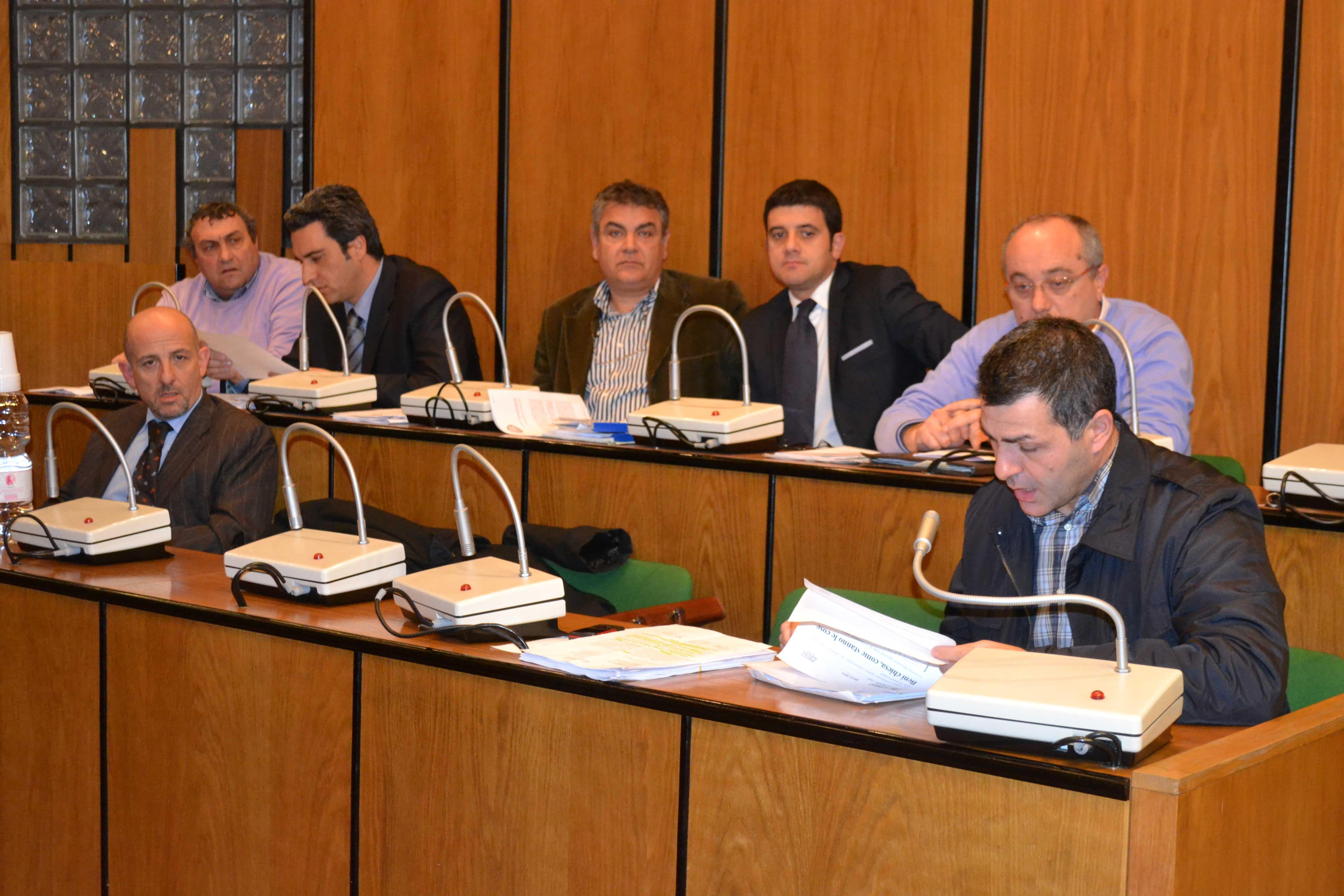 consiglio comunale 15 dicembre opposizione