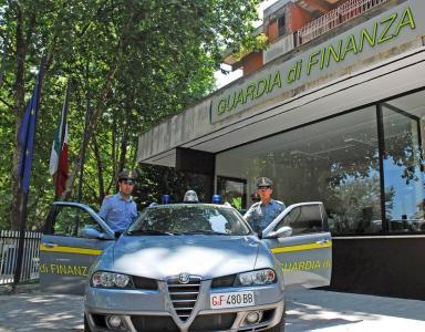 Guarda di Finanza Avellino