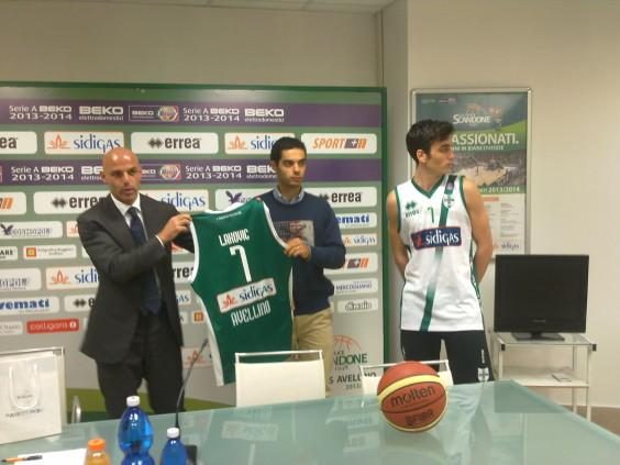 Maglia basket stagione 2013.14