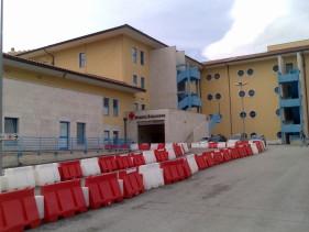 Pronto soccorso Città Ospedaliera Avellino