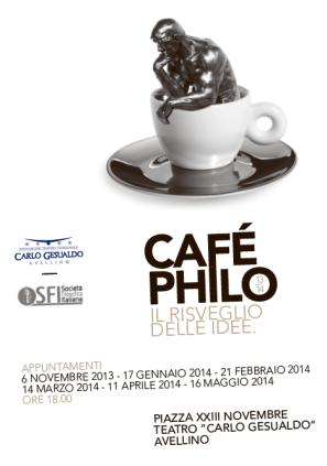 cafè philo
