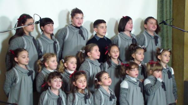 Piccolo coro stelle incanto
