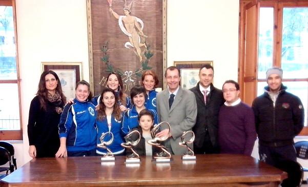 Torneo volley Alessia Alborea