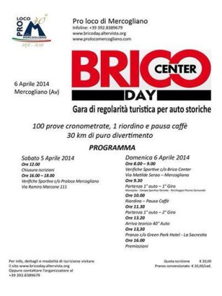 Brico Day a Mercogliano