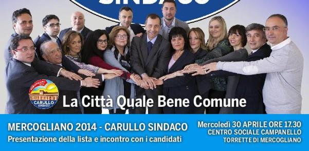 carullo candidati