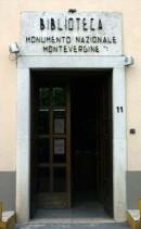 Ingresso Biblioteca Statale di Montevergine