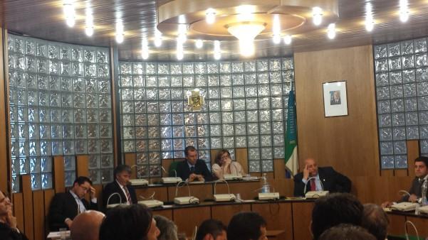 Primo consiglio comunale 2014