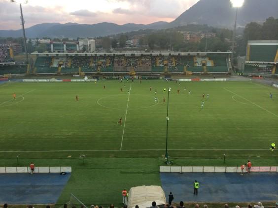 Avellino - Venezia Coppa Italia