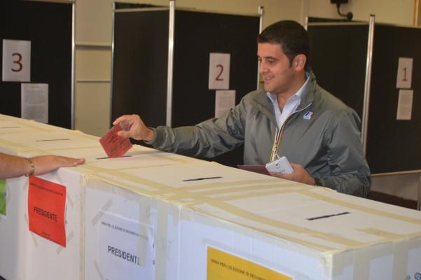 D'Alessio voto provincia