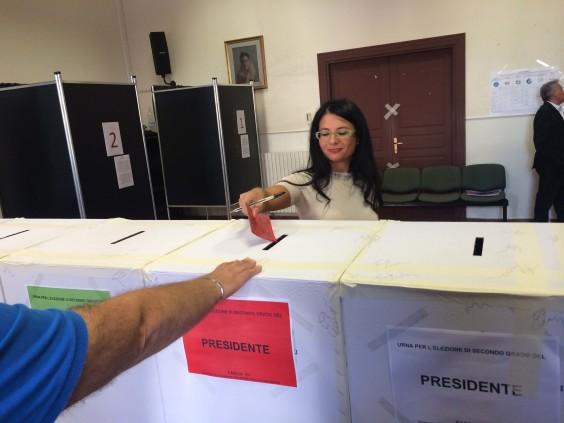 Napolitano Voto Provincia