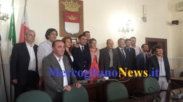 Nuovo Consiglio Provinciale di Avellino - foto MercoglianoNews