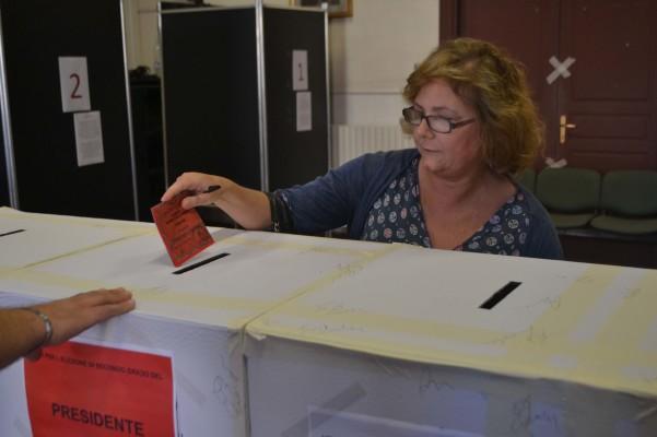 sbrescia al voto provincia