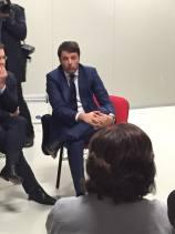 Renzi a Morra De Sanctis