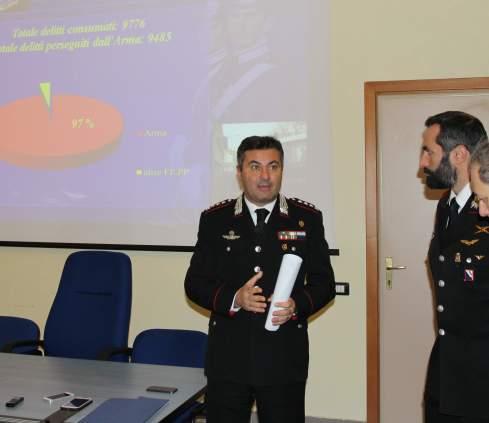 Merone Carabinieri conferenza1