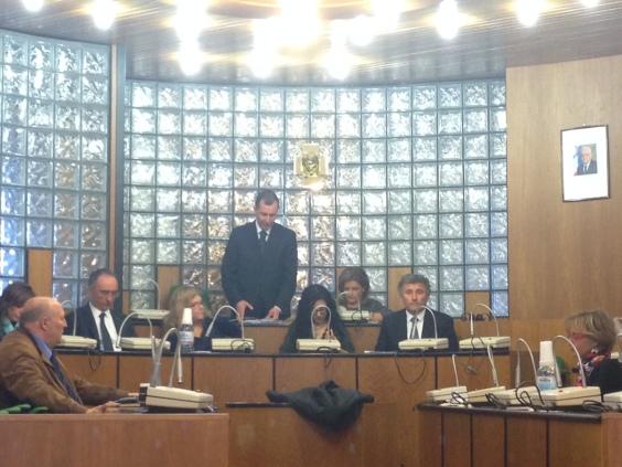 consiglio comunale curto