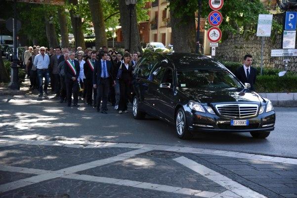 funerali sbrescia