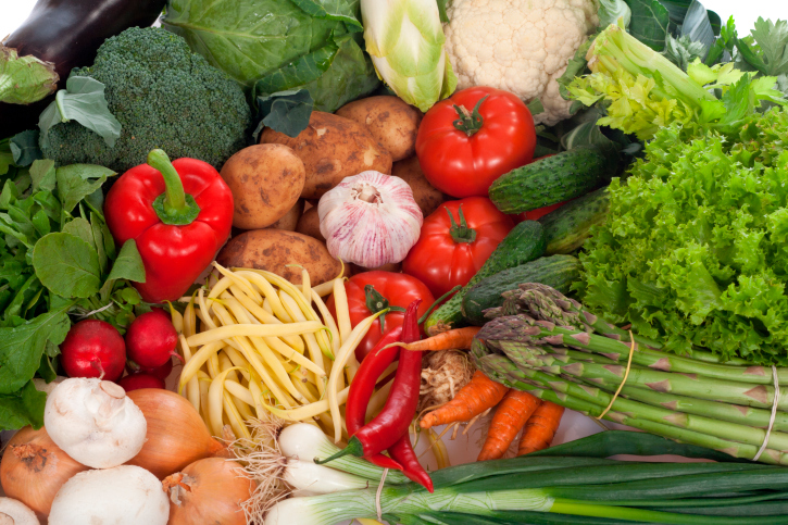 mercatino alimentare