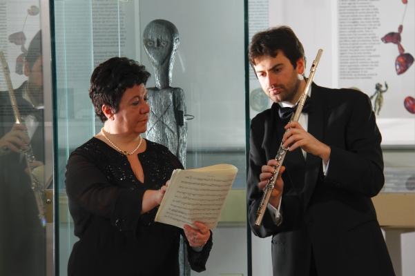 Duo Alessandro Crosta e Nadia Testa 12 settembre