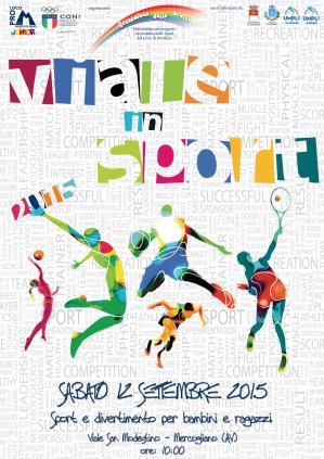 locandina viale in sport 2015