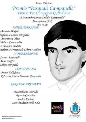 Premio Campanello locandina