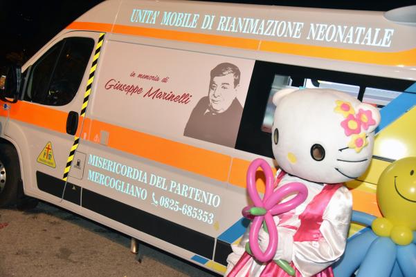 ambulanza neonatale
