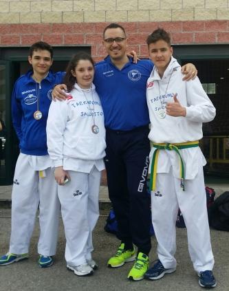 Taekwondo Saldutto Pontinia