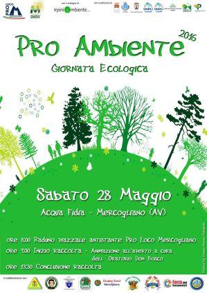 locandina Pro..Ambiente