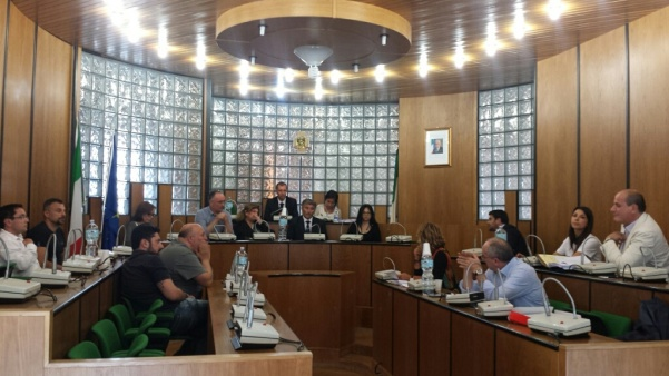 Consiglio comunale 1