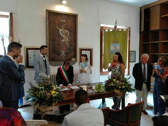 Matrimonio Fatima Trotta 2