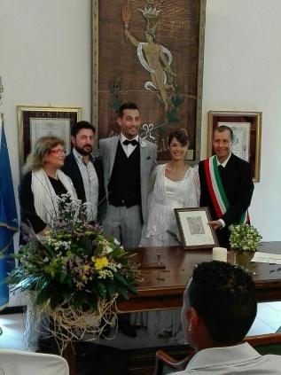 Matrimonio Fatima Trotta